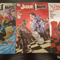 Tebeos: JAQUE MATE. Lote 151873350