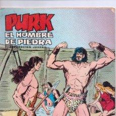 Tebeos: PURK EL HOMBRE DE PIEDRA, LOTE ( 20 ). Lote 212028137