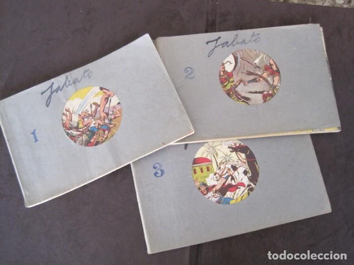 PRIMEROS 30 EJEMPLARES DE EL JABATO (VER DESCRIPCION) (Tebeos y Comics - Tebeos Colecciones y Lotes Avanzados)