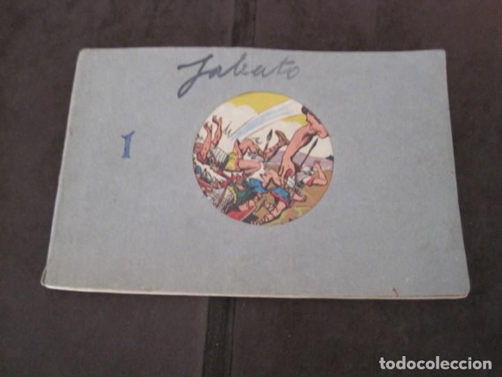Tebeos: PRIMEROS 30 EJEMPLARES DE EL JABATO (VER DESCRIPCION) - Foto 2 - 152417166