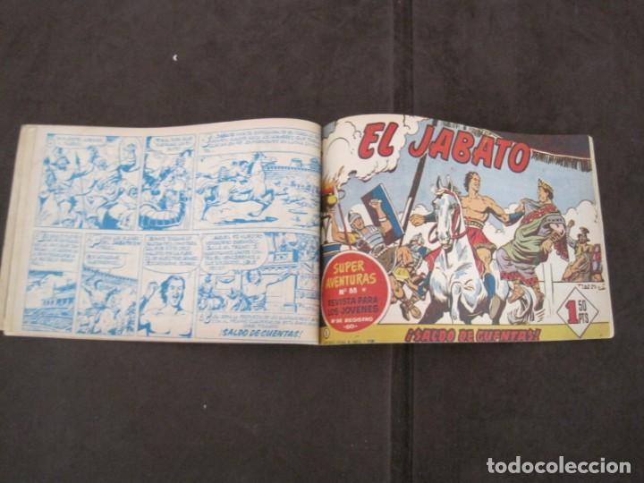 Tebeos: PRIMEROS 30 EJEMPLARES DE EL JABATO (VER DESCRIPCION) - Foto 8 - 152417166
