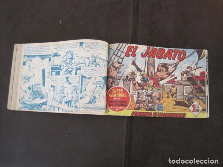 Tebeos: PRIMEROS 30 EJEMPLARES DE EL JABATO (VER DESCRIPCION) - Foto 9 - 152417166