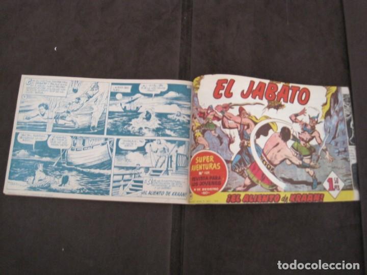 Tebeos: PRIMEROS 30 EJEMPLARES DE EL JABATO (VER DESCRIPCION) - Foto 10 - 152417166