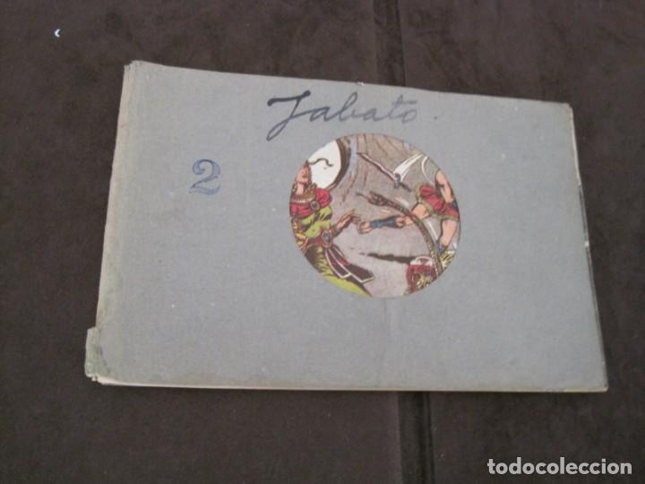 Tebeos: PRIMEROS 30 EJEMPLARES DE EL JABATO (VER DESCRIPCION) - Foto 12 - 152417166