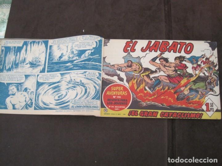 Tebeos: PRIMEROS 30 EJEMPLARES DE EL JABATO (VER DESCRIPCION) - Foto 14 - 152417166