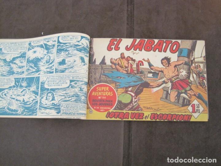 Tebeos: PRIMEROS 30 EJEMPLARES DE EL JABATO (VER DESCRIPCION) - Foto 15 - 152417166