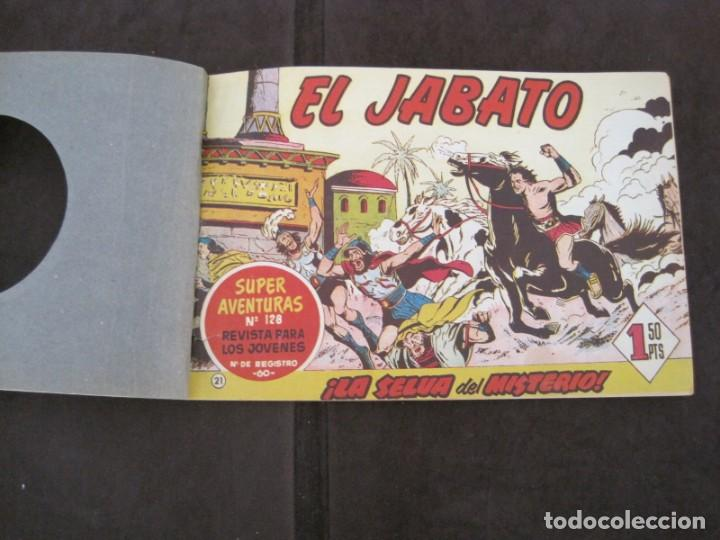 Tebeos: PRIMEROS 30 EJEMPLARES DE EL JABATO (VER DESCRIPCION) - Foto 20 - 152417166