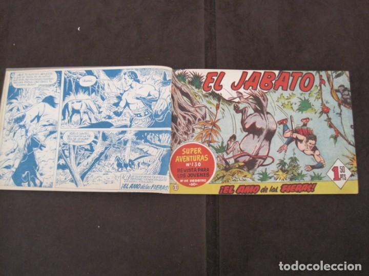 Tebeos: PRIMEROS 30 EJEMPLARES DE EL JABATO (VER DESCRIPCION) - Foto 21 - 152417166