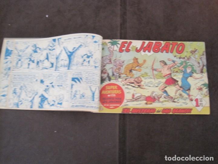 Tebeos: PRIMEROS 30 EJEMPLARES DE EL JABATO (VER DESCRIPCION) - Foto 22 - 152417166
