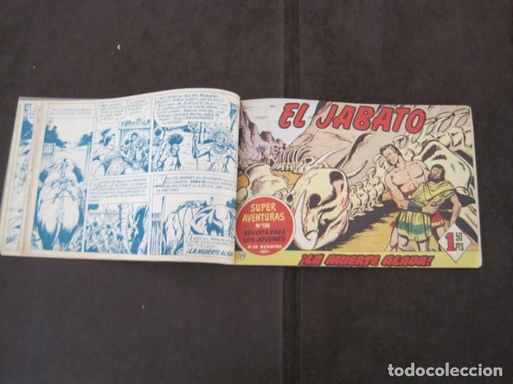 Tebeos: PRIMEROS 30 EJEMPLARES DE EL JABATO (VER DESCRIPCION) - Foto 23 - 152417166