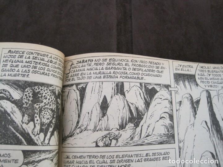 Tebeos: PRIMEROS 30 EJEMPLARES DE EL JABATO (VER DESCRIPCION) - Foto 24 - 152417166