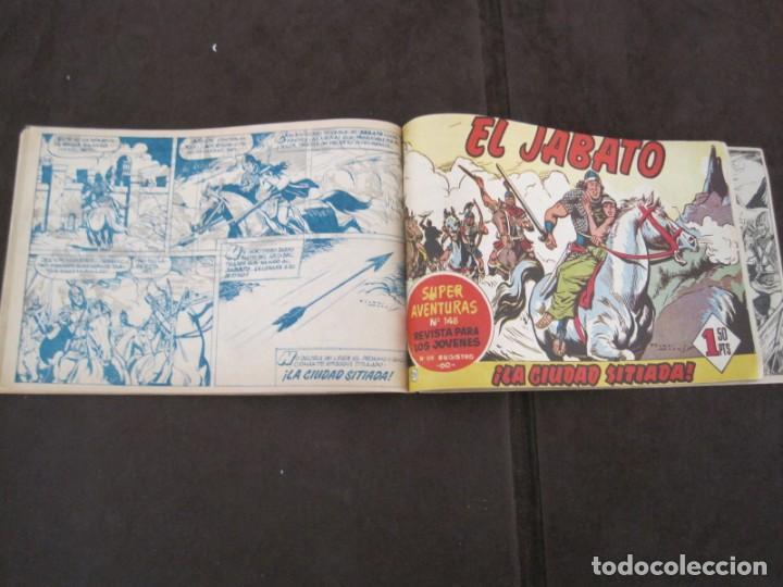 Tebeos: PRIMEROS 30 EJEMPLARES DE EL JABATO (VER DESCRIPCION) - Foto 25 - 152417166
