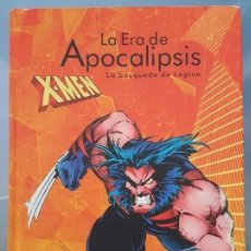 Tebeos: X-MEN: LA ERA DEL APOCALIPSIS, LIBRO-1, MARVEL CÓMICS (PLANETA DEAGOSTINI). Lote 138955282