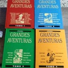 Tebeos: COLECCION DE GRANDES AVENTURAS. Lote 152526786