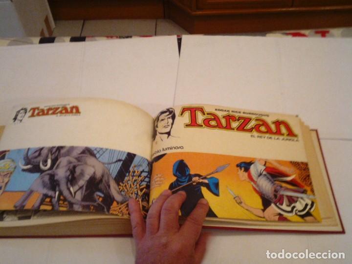 Tebeos: TARZAN EL REY DE LA JUNGLA - COLECCION COMPLETA - NOVARO 1976 - EDGAR RICE BURROUGHS - BUEN ESTADO - Foto 5 - 152608354