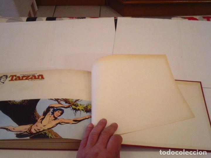 Tebeos: TARZAN EL REY DE LA JUNGLA - COLECCION COMPLETA - NOVARO 1976 - EDGAR RICE BURROUGHS - BUEN ESTADO - Foto 6 - 152608354