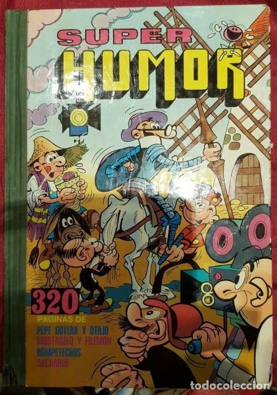 SUPER HUMOR Nº IX (BRUGUERA) 1979 (Tebeos y Comics - Tebeos Colecciones y Lotes Avanzados)