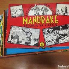 Tebeos: COLECCION COMPLETA MANDRAKE / LEE FREAK & PHIL DAVIS EDITADO EN 1981 EDITORIAL ESTEVE. Lote 153180114