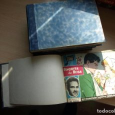 Tebeos: CLARO DE LUNA - CUATRO TOMOS CÓN 200 NÚMEROS - ORIGINAL - IBERO MUNDIAL DE EDICIONES. Lote 153259074