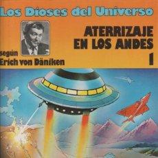 Tebeos: LOS DIOSES DEL UNIVERSO ( JUNIOR ) 1979 LOTE. Lote 153694378