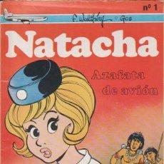 Tebeos: NATACHA ( NOVARO ) 1978 COMPLETA. Lote 153701566