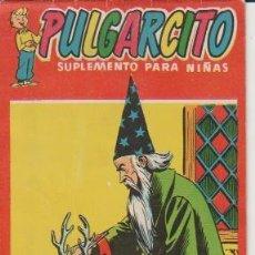 Tebeos: SERIE CELIA . PULGARCITO. SUPLEMENTO PARA NIÑAS ( BRUGUERA ) 1955- 1956 CASI COMPLETA. Lote 153704426