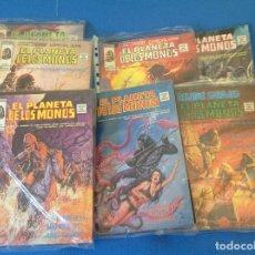Tebeos: VERTICE. EL PLANETA DE LOS MONOS COMPLETA.29 EJEMPLARES.. Lote 112124635