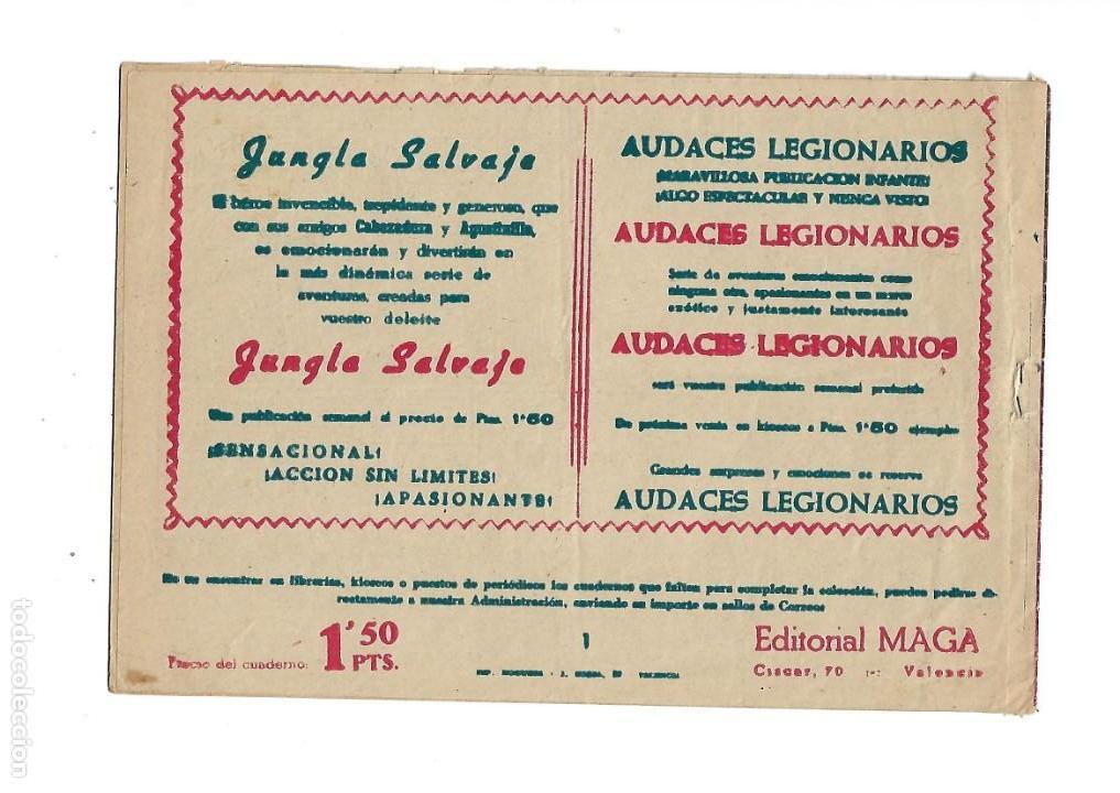 Tebeos: Marcos, Año 1958. Colección Completa son 30. Tebeos Originales Dibujante Manuel Gago. - Foto 3 - 154462038