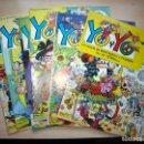 Tebeos: YO Y YO - COLECCION COMPLETA - 6 NÚMEROS - EDICIONES JUNIOR. Lote 154470642