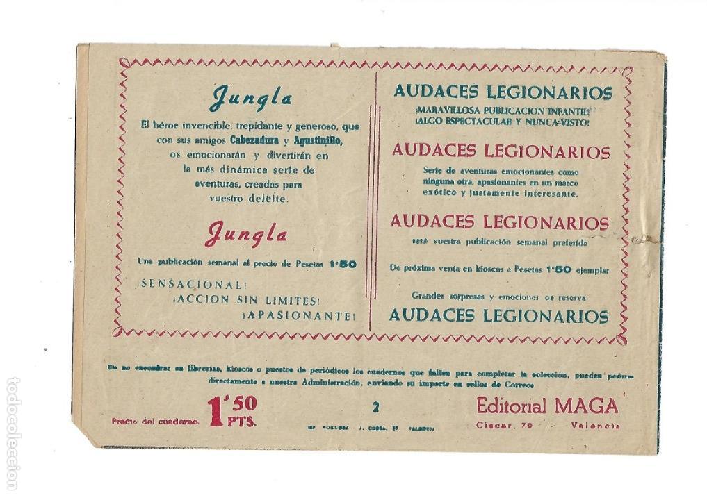 Tebeos: Marcos, Año 1958. Colección Completa son 30. Tebeos Originales Dibujante Manuel Gago. - Foto 7 - 154462038