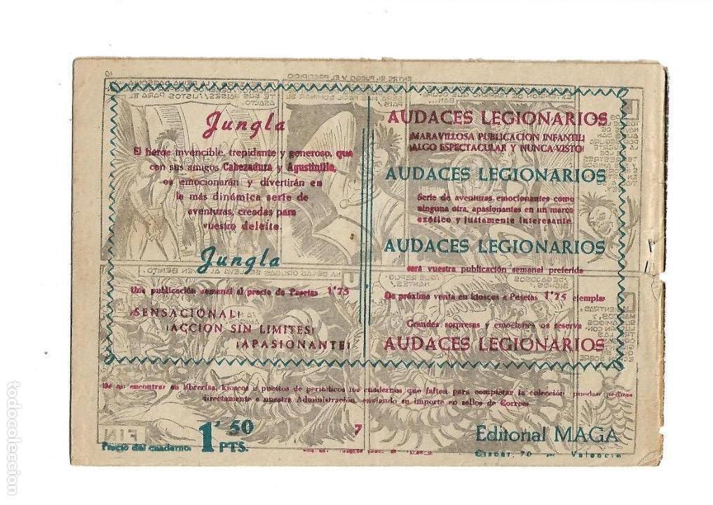 Tebeos: Marcos, Año 1958. Colección Completa son 30. Tebeos Originales Dibujante Manuel Gago. - Foto 11 - 154462038