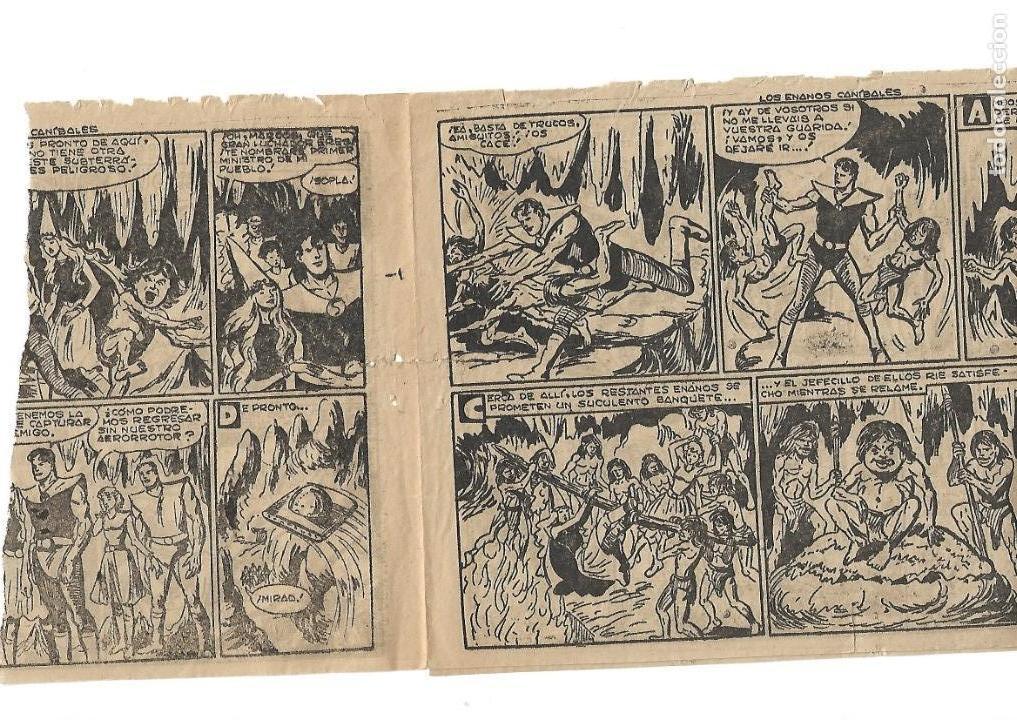 Tebeos: Marcos, Año 1958. Colección Completa son 30. Tebeos Originales Dibujante Manuel Gago. - Foto 9 - 154462038