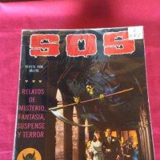 Tebeos: SOS VOLUMEN 2 CASI COMPLETA 53 NUMEROS EN BUEN ESTADO. Lote 154595562