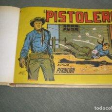 Tebeos: COLECCION DEL PISTOLERO Y COLECCION COMPLETA DE KIT CARSON. Lote 154656070