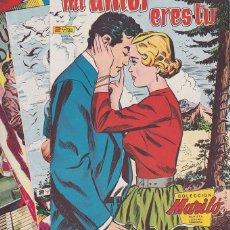 Livros de Banda Desenhada: MARILÓ - LOTE 4 EJEMPLARES ÚLTIMOS NºS. Lote 154748710