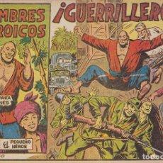 Tebeos: LOTE DE 26 COMICS DIFERENTES COLECCION HOMBRES HEROICOS VER DESCRIPCION. Lote 155211054