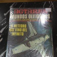 Tebeos: ACTARES MUNDOS OLVIDADOS NUMERO DEL 1 AL 8 EN MUY BUEN ESTADO. Lote 155287110