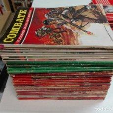 Tebeos: SELECCIONES GRÁFICAS DE GUERRA - COMBATE / LOTE CON 49 NÚMEROS / PRODUCCIONES EDITORIALES. Lote 155340950