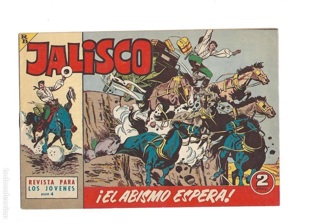 Tebeos: Jalisco, Año 1963. Colección Completa, son 20. Tebeos Originales Dibujos de José González. - Foto 6 - 155430006