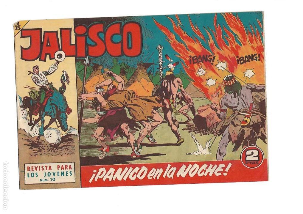 Tebeos: Jalisco, Año 1963. Colección Completa, son 20. Tebeos Originales Dibujos de José González. - Foto 12 - 155430006