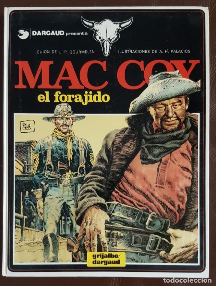 MAC COY - EL FORAJIDO, Nº 12, GRIJALBO/ DRAGAUD (Tebeos y Comics - Tebeos Colecciones y Lotes Avanzados)