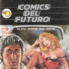 Tebeos: COMICS DEL FUTURO - EDITORIAL ASTRI - LOTE 7 EJEMPLARES. Lote 156042918