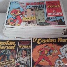 Tebeos: 88 COMIC DE EL CAPITAN MARVEL- HISPANO AMERICANA - COLECCIÓN COMPLETA NUEVA SIN LEER. Lote 156154498