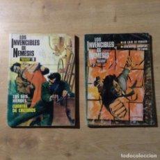 Livros de Banda Desenhada: LOS INVENCIBLES DE NEMESIS. Lote 156542026