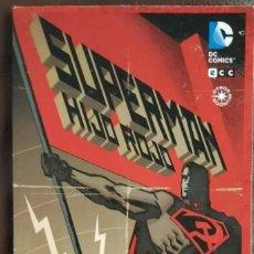 Tebeos: SUPERMAN. HIJO ROJO, DE MARK MILLAR (DC COMICS - ECC). Lote 159838978