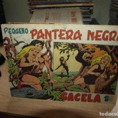 Tebeos: PEQUEÑO PANTERA NEGRA - COLECCION COMPLETA - 205 NÚMEROS - MAGA - VER FOTOS. Lote 160477314