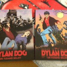Tebeos: DYLAN DOG DE ALETA COMPLETA.. Lote 160652198