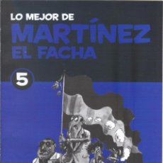 Tebeos: LO MEJOR DE MARTINEZ EL FACHA. KIM - REVISTA Nº 9 - EDITORIAL SOL 90 PARA PÚBLICO, 2011. Lote 160868654