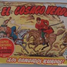 Tebeos: EL COSACO VERDE. Lote 161823630