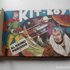 Tebeos: COLECCION DE KIT BOY 1ª SERIE. Lote 161885786
